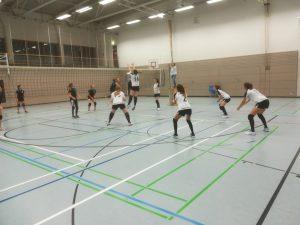 Damen Kreispokal 1.Runde 10.10.2017